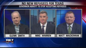 FOX 7 Discussion: Abbott's letter on resettlement of new refugees in Texas
