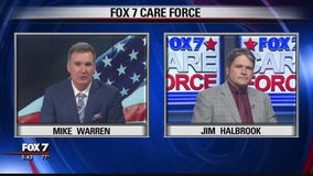 FOX 7 Care Force: The Texas Veterans Commission in 2020