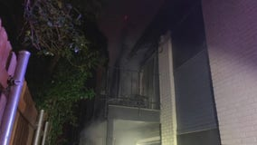 Several people displaced after apartment fire in South Austin
