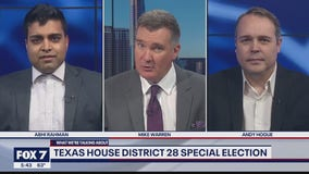 FOX 7 Discussion: Special election for Texas House district 28