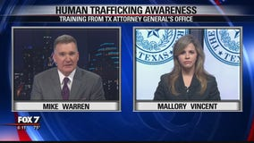 FOX 7 Discussion: Human trafficking prevention in Texas