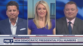 FOX 7 Discussion: New poll shows Sanders ahead