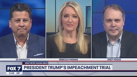 FOX 7 Discussion: Impeachment trial of President Trump begins in Senate
