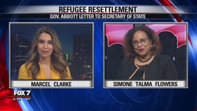 FOX 7 Discussion: Abbott rejects resettlement of new refugees in letter