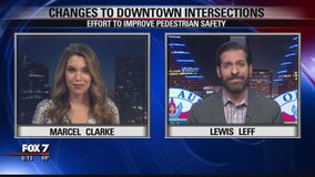FOX 7 Discussion: Changes to downtown intersections