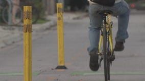 Austin drivers parked in a bike lane will be cited or towed