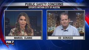 FOX 7 Discussion: Public safety concerns in Austin