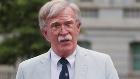 John Bolton speaks in Austin, waits for Senate Impeachment decision