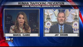 FOX 7 Discussion: Human Trafficking Prevention Month