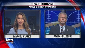FOX 7 Discussion: How to survive active shooter situations