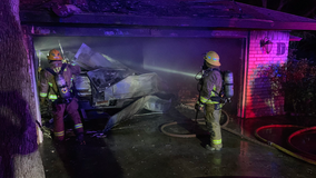 AFD: Vehicle sparks northwest Austin house fire