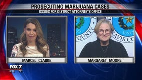 FOX 7 Discussion: Travis County DA Margaret Moore on prosecuting marijuana cases