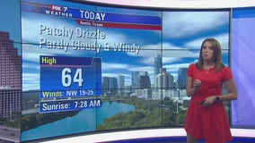 Noon weather forecast for January 3