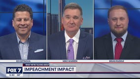 FOX 7 Discussion: Impeachment effect on GOP, Dems