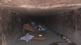 APD, EMS work to solve public health, safety, housing problems at Willow Creek Tunnel