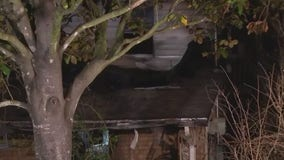 Two hospitalized after house fire in East Austin