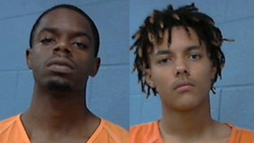Two arrested for delivering drugs in school zone following undercover operation in Fayette County
