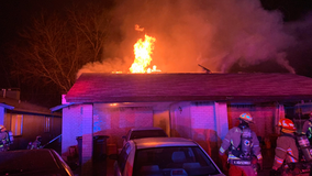 Early morning duplex fire displaces five