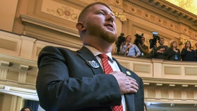 Virginia Democrat says death threats ahead of gun-rights rally will force him into safe house