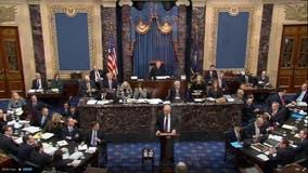 Trump impeachment trial: Senators' questions launch pointed debate
