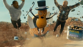 Planters' Mr. Peanut ad campaign depicting mascot dying in car crash put on hold in wake of Kobe Bryant tragedy