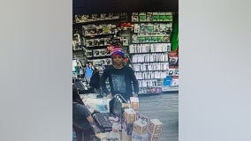 Leander police asking for public's help in identifying suspect in GameStop theft