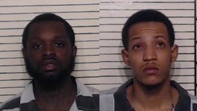 Two men face charges in New Braunfels, San Marcos for stealing SUVs from New Braunfels dealership