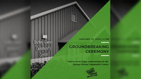 City of Taylor holding groundbreaking ceremony for new Dickey-Givens Community Center