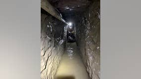 Authorities find longest Southwest border smuggling tunnel