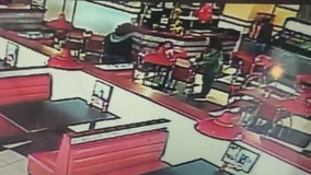 Sister, 12, saves baby brother from attempted abduction at Oklahoma diner