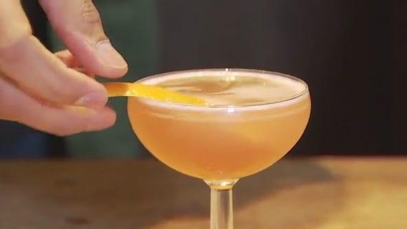 Hilton Austin 'zero-proof' cocktails