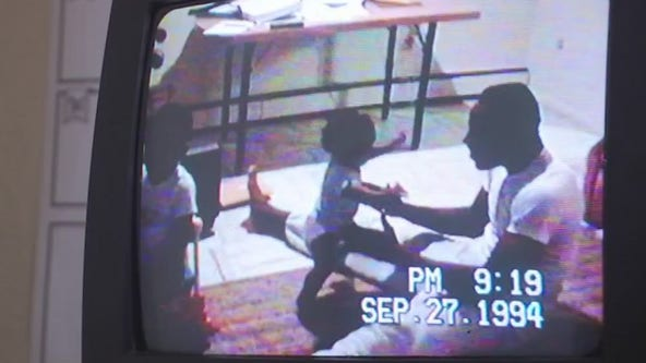"""Mystery """"baby"""" in Austin viral video of first steps found"""