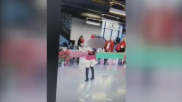 Three HISD employees placed on leave over provocative dancing, dress in Christmas party video