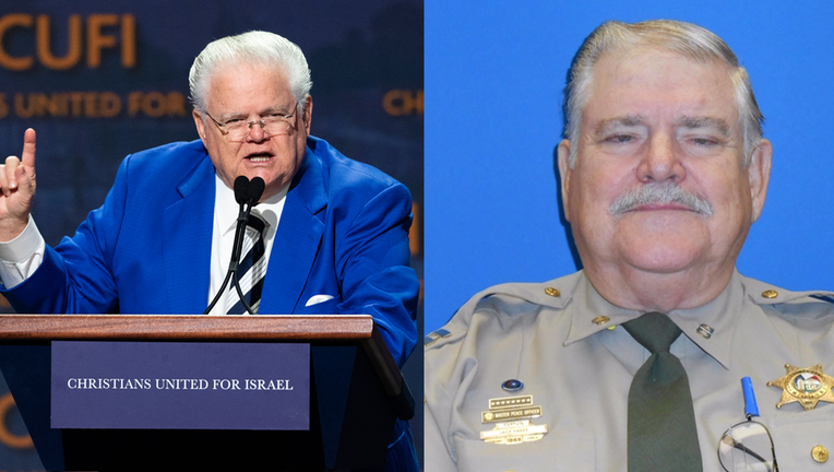 Megachurch Pastor John Hagee's brother accused of sex assault