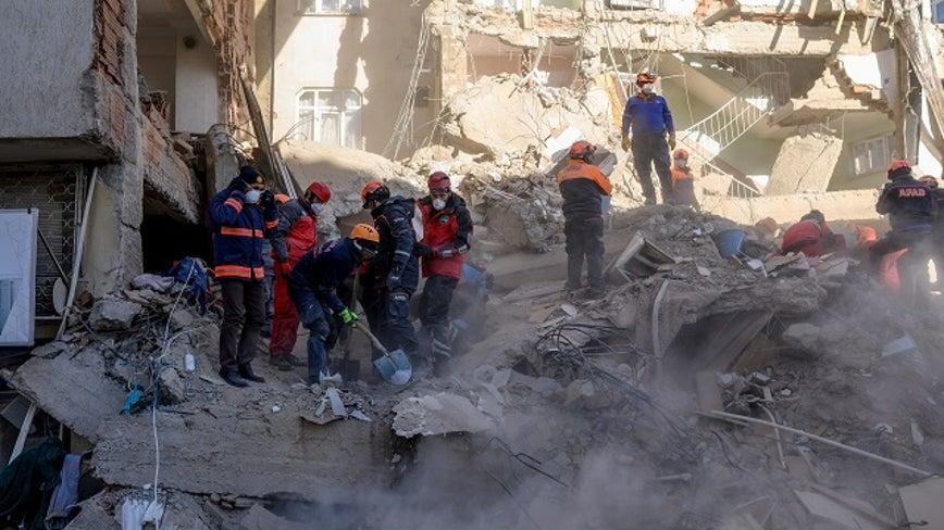 turkey earthquake - photo #2