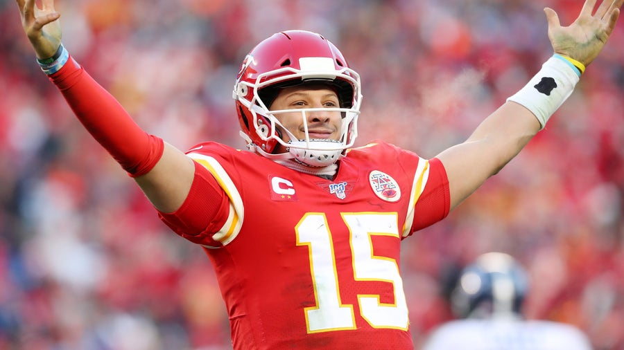 Kansas City Chiefs heading to Super Bowl with 35-24 win over Titans