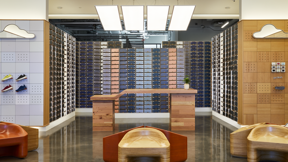 Allbirds opens up first Texas store in