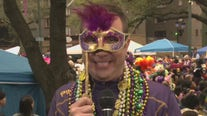 Celebrating Mardi Gras 2020