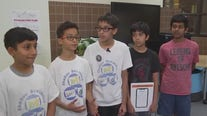 Round Rock ISD students developing mobile app to help law enforcement during school shootings