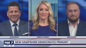 FOX 7 Discussion: Biden's chances in New Hampshire