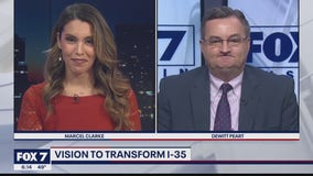 FOX 7 Discussion: Downtown Austin Alliance on vision to transform I-35