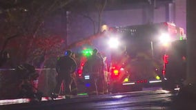 Two hospitalized after fire at Southeast Austin homeless camp