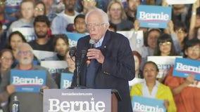 Bernie Sanders visits Austin after winning in Nevada