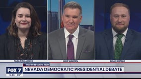 FOX 7 Discussion: Bloomberg makes debate debut in Nevada