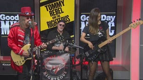 Music in the Morning: Tommy Rebel and the Righteous