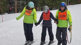 Visually-impaired athlete from The Hills to participate in winter ski festival in Colorado