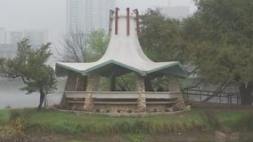 Fannie Davis Gazebo listed in National Register of Historic Places