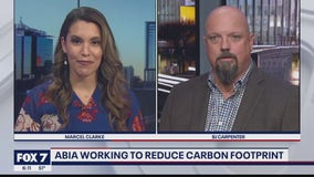 FOX 7 Discussion: Austin-Bergstrom looking to reduce carbon footprint