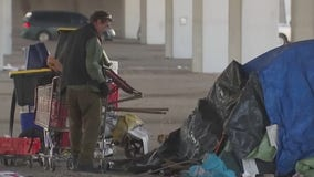 """Homeless camp """"no trespassing"""" law gaining no traction"""