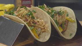 Good Day Cooks: Thai Curry Shrimp Tacos